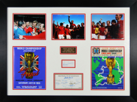 Full Team Signed 1966 World Cup Champions